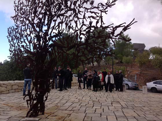 Яд Вашем. Иерусалим. Израиль. Поездка пасторов.