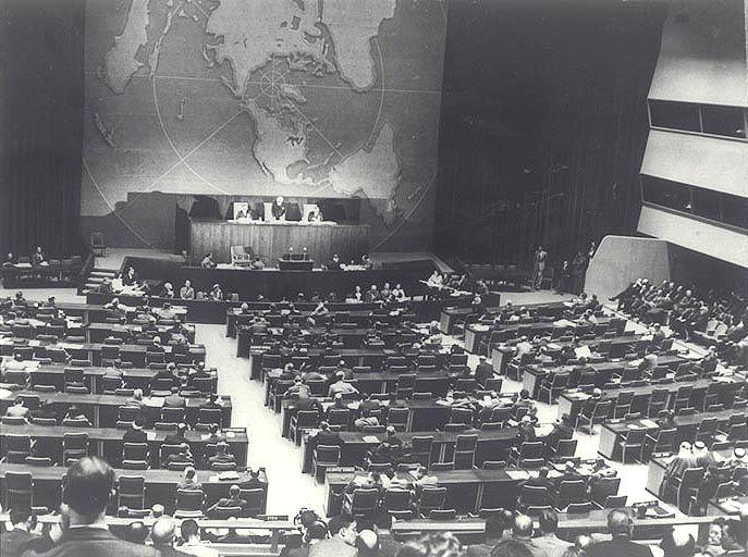 Ассамблея ООН